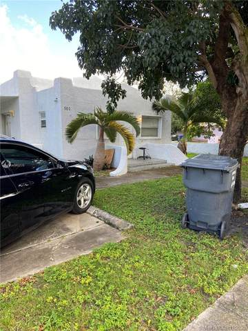501 N 24th Ave, Hollywood, FL 33020 (MLS #A10962128) :: ONE   Sotheby's International Realty