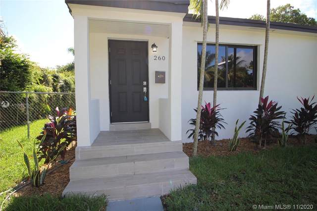 260 NW 133rd St, North Miami, FL 33168 (MLS #A10962130) :: Douglas Elliman