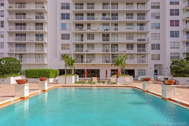 2851 NE 183rd St 1914E, Aventura, FL 33160 (MLS #A10962156) :: Castelli Real Estate Services