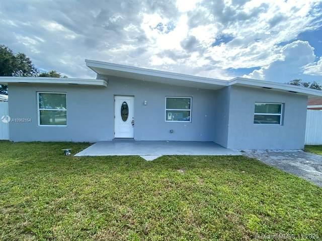 130 Edmund Rd, West Park, FL 33023 (MLS #A10962164) :: ONE   Sotheby's International Realty