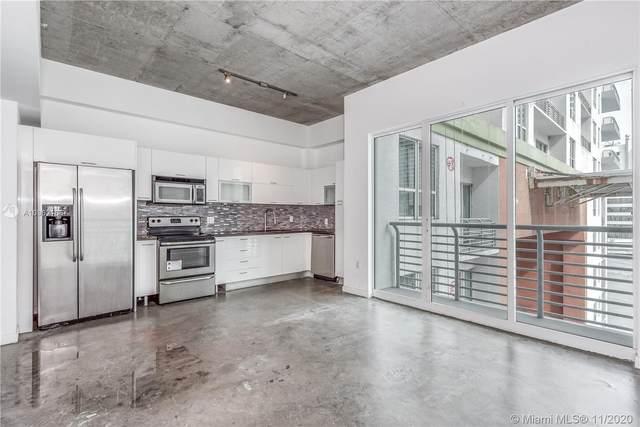 133 NE 2nd Ave #810, Miami, FL 33132 (MLS #A10962166) :: Castelli Real Estate Services