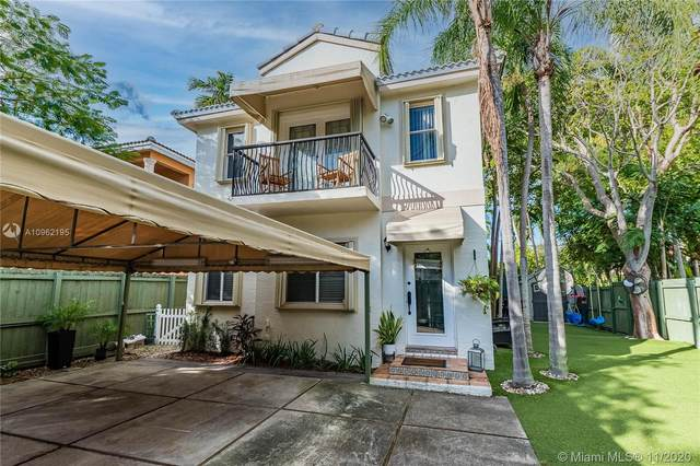 3102 Jackson Ave A, Miami, FL 33133 (MLS #A10962195) :: The Jack Coden Group