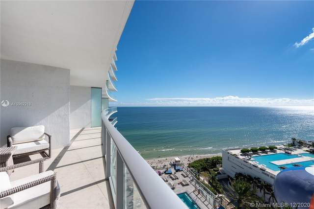 4111 S Ocean Dr #1505, Hollywood, FL 33019 (MLS #A10962218) :: Search Broward Real Estate Team