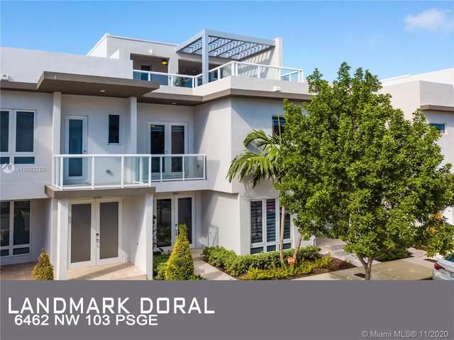 6462 NW 103 Psge, Doral, FL 33178 (MLS #A10962250) :: Douglas Elliman