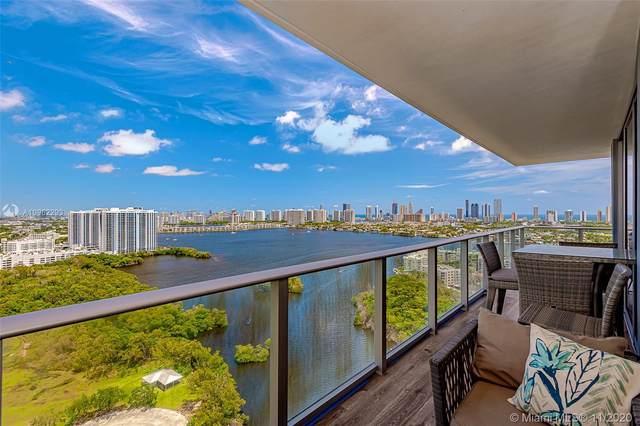 16385 Biscayne Blvd #2607, North Miami Beach, FL 33160 (MLS #A10962293) :: Albert Garcia Team