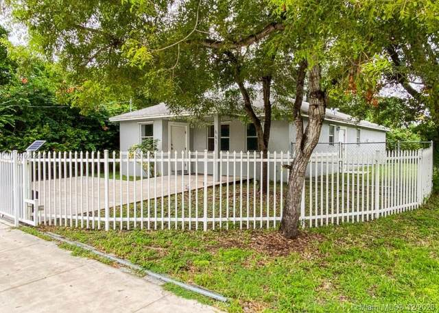 661 NW 43rd Street, Miami, FL 33127 (MLS #A10962294) :: The Rose Harris Group