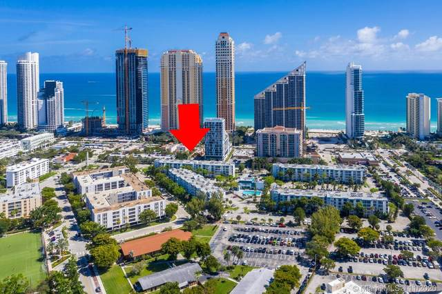 17620 Atlantic Blvd #108, Sunny Isles Beach, FL 33160 (MLS #A10962319) :: Berkshire Hathaway HomeServices EWM Realty