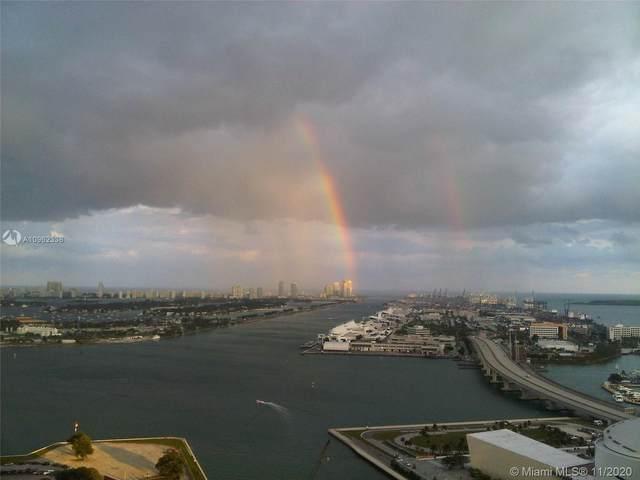 900 Biscayne Blvd #3402, Miami, FL 33132 (MLS #A10962338) :: Douglas Elliman