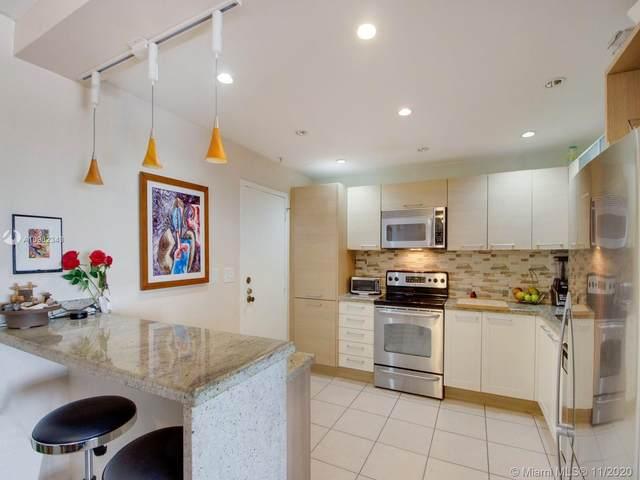 575 Crandon Blvd #908, Key Biscayne, FL 33149 (MLS #A10962343) :: Miami Villa Group