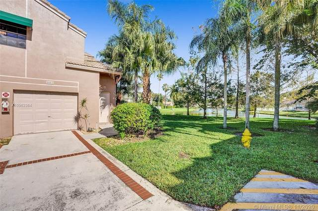 1661 Cypress Pointe Dr #1661, Coral Springs, FL 33071 (MLS #A10962364) :: Castelli Real Estate Services