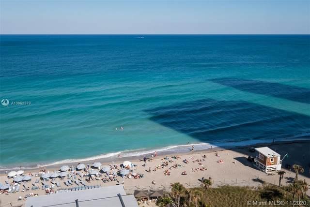 4111 S Ocean Dr #1012, Hollywood, FL 33019 (MLS #A10962379) :: Berkshire Hathaway HomeServices EWM Realty