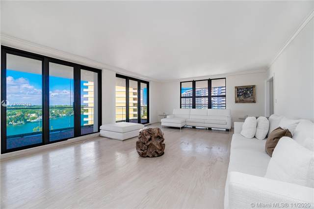 5500 Collins Ave #1001, Miami Beach, FL 33140 (MLS #A10962413) :: Podium Realty Group Inc