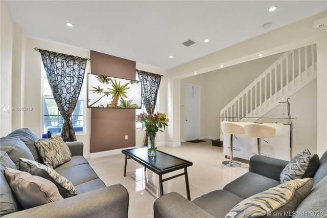 1123 SW 147th Ave, Pembroke Pines, FL 33027 (MLS #A10962418) :: Green Realty Properties