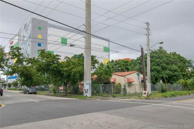 3505 NW 5th Ave, Miami, FL 33127 (MLS #A10962503) :: Podium Realty Group Inc