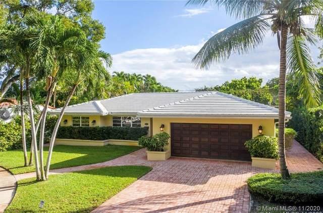 921 Tangier Street, Coral Gables, FL 33134 (MLS #A10962525) :: Douglas Elliman