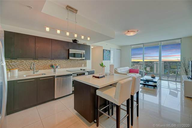 90 SW 3rd St #3606, Miami, FL 33130 (MLS #A10962527) :: The Riley Smith Group