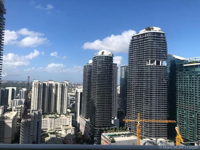 951 Brickell Ave #3803, Miami, FL 33131 (MLS #A10962530) :: Douglas Elliman