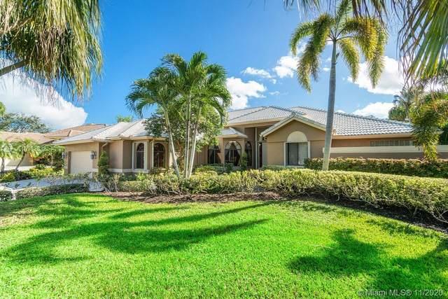 363 Palm Blvd, Weston, FL 33326 (MLS #A10962532) :: Green Realty Properties