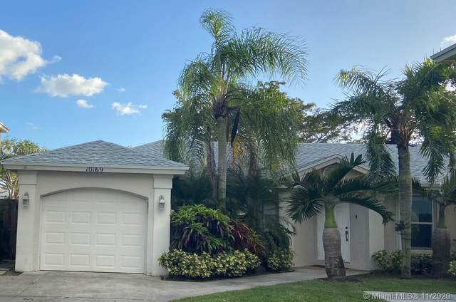 10169 SW 117th Ct, Miami, FL 33186 (MLS #A10962539) :: BHHS EWM Realty