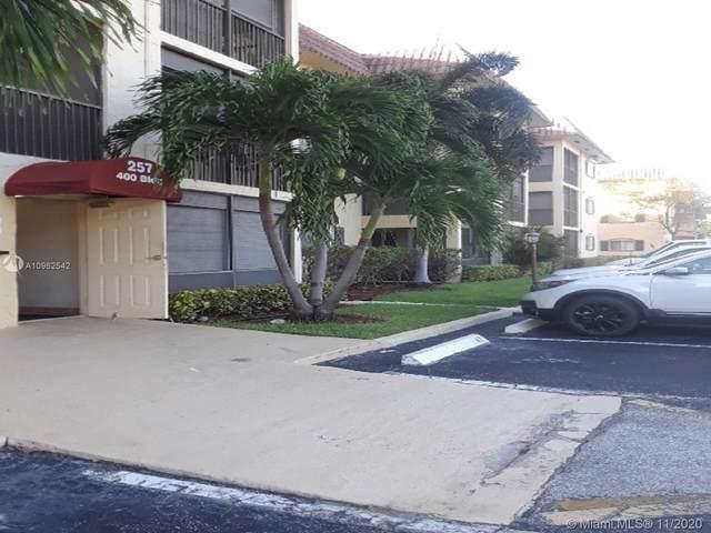 257 S Cypress Rd #438, Pompano Beach, FL 33060 (MLS #A10962542) :: GK Realty Group LLC