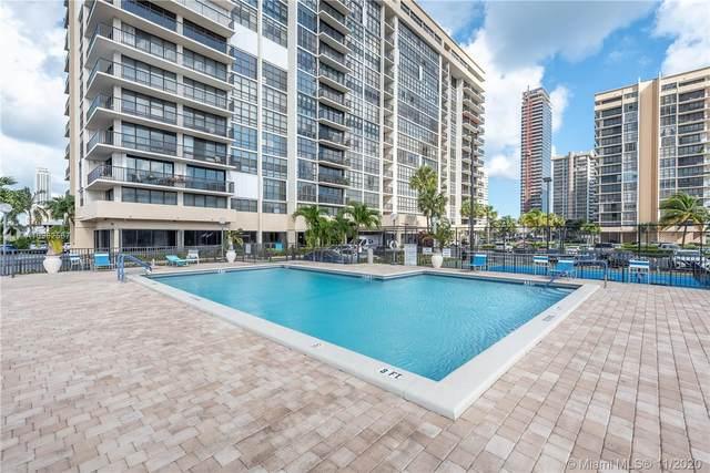 2017 S Ocean Dr #1106, Hallandale Beach, FL 33009 (MLS #A10962567) :: Castelli Real Estate Services