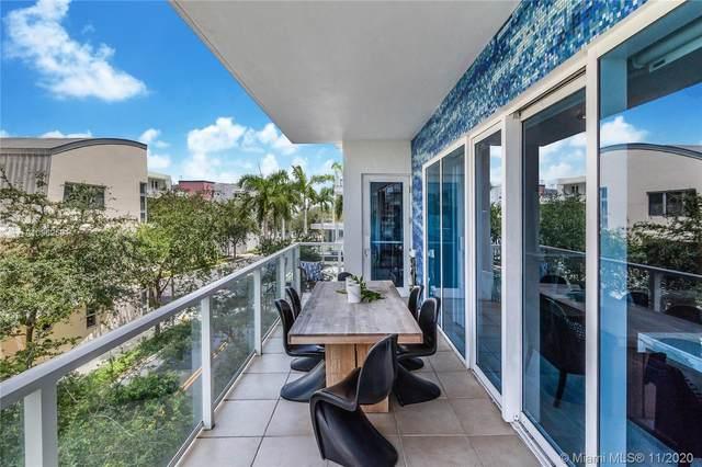 6103 Aqua Ave #305, Miami Beach, FL 33141 (MLS #A10962591) :: Ray De Leon with One Sotheby's International Realty