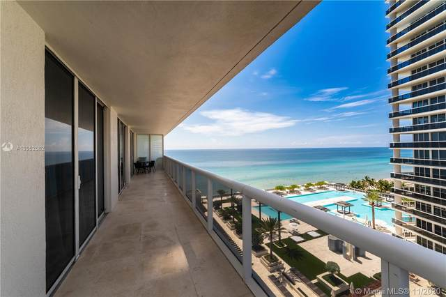 1830 S Ocean Dr #1506, Hallandale Beach, FL 33009 (MLS #A10962682) :: Patty Accorto Team