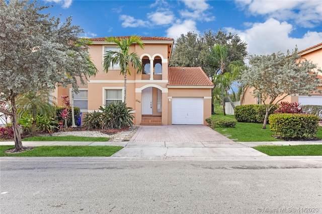 2344 NW 162nd Way, Pembroke Pines, FL 33028 (MLS #A10962698) :: Green Realty Properties