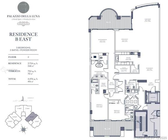 Fisher Island, FL 33109 :: Green Realty Properties