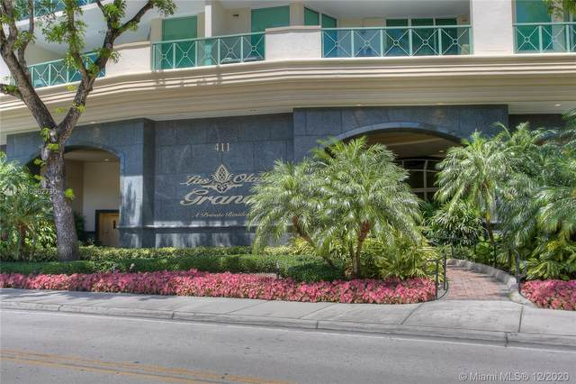 411 N New River Dr E #2704, Fort Lauderdale, FL 33301 (MLS #A10962730) :: Berkshire Hathaway HomeServices EWM Realty
