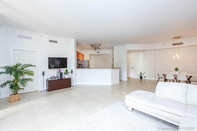 3001 NE 185th St #310, Aventura, FL 33180 (MLS #A10962792) :: Green Realty Properties