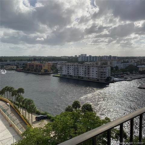 301 174th St #1005, Sunny Isles Beach, FL 33160 (MLS #A10962794) :: Ray De Leon with One Sotheby's International Realty