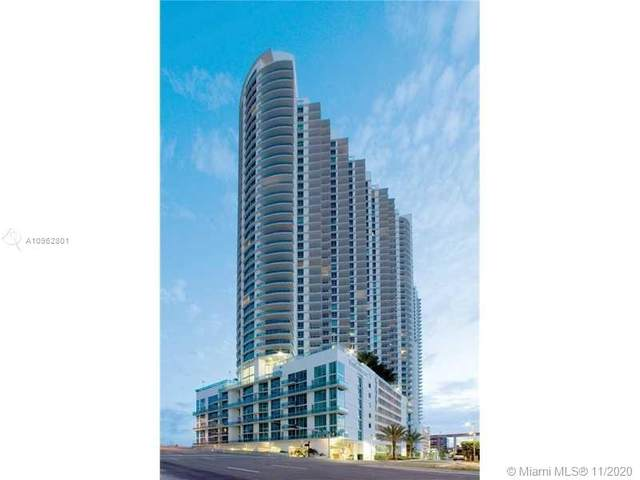 350 S Miami Ave #3106, Miami, FL 33130 (MLS #A10962801) :: The Howland Group