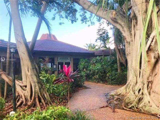 5950 Del Lago Cir #209, Sunrise, FL 33313 (MLS #A10962861) :: Green Realty Properties