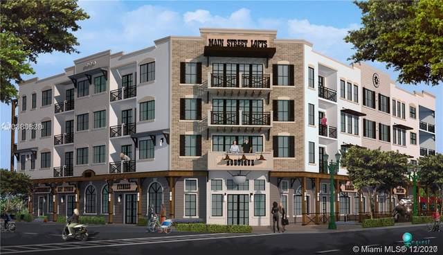 4100 Davie Rd #212, Davie, FL 33314 (MLS #A10962879) :: Castelli Real Estate Services