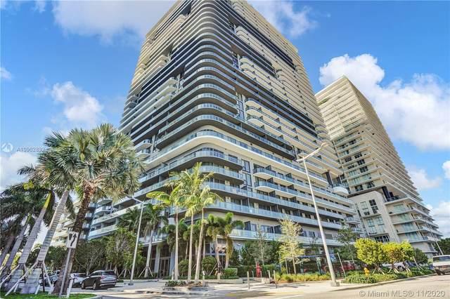 121 NE 34th St #2901, Miami, FL 33137 (MLS #A10962892) :: Douglas Elliman