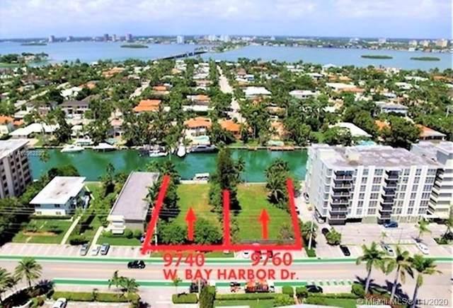 9740/9760 W Bay Harbor Dr, Bay Harbor Islands, FL 33154 (MLS #A10962893) :: Douglas Elliman