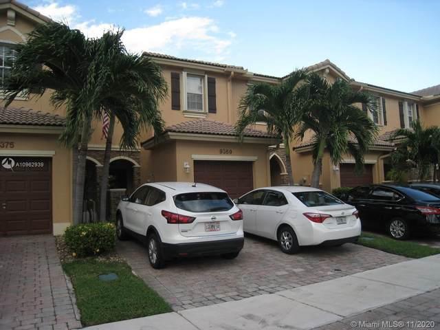 9369 SW 221st St #9369, Cutler Bay, FL 33190 (MLS #A10962939) :: Douglas Elliman
