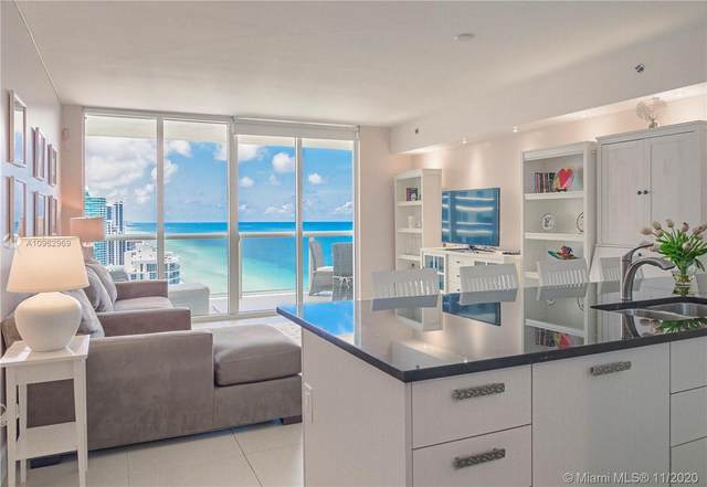 1830 S Ocean Dr #3312, Hallandale Beach, FL 33009 (MLS #A10962969) :: Ray De Leon with One Sotheby's International Realty