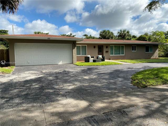 872 Garden Ct, Plantation, FL 33317 (MLS #A10962984) :: GK Realty Group LLC