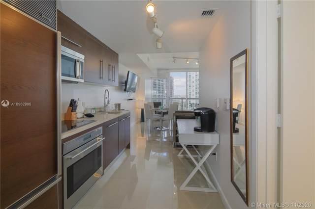 485 Brickell Ave #1705, Miami, FL 33131 (MLS #A10962996) :: The Riley Smith Group
