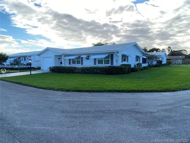 2101 SW 23rd Ct, Boynton Beach, FL 33426 (MLS #A10963043) :: The Jack Coden Group