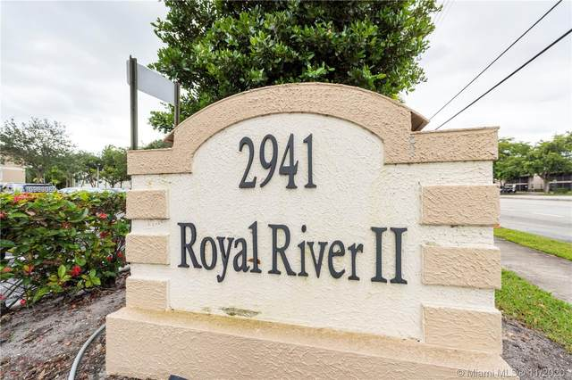 2941 Riverside Dr #304, Coral Springs, FL 33065 (MLS #A10963059) :: United Realty Group