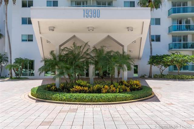 19380 Collins Ave #201, Sunny Isles Beach, FL 33160 (MLS #A10963062) :: ONE Sotheby's International Realty