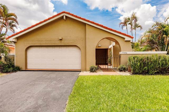 17336 NW 61st Ct S, Hialeah, FL 33015 (MLS #A10963075) :: Carole Smith Real Estate Team