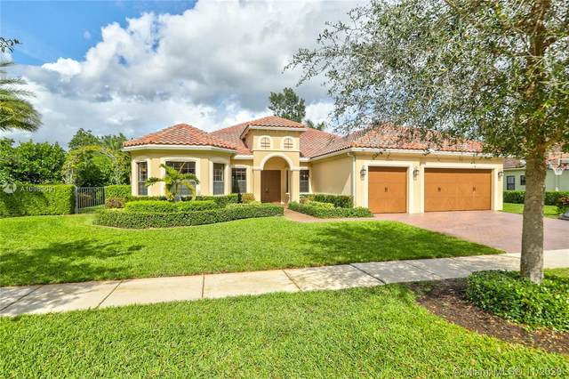 10773 SW 50th, Cooper City, FL 33328 (MLS #A10963091) :: Green Realty Properties