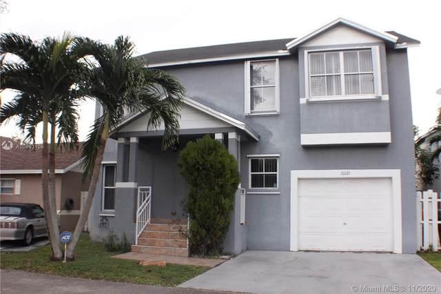 10221 NW 5th St, Pembroke Pines, FL 33026 (MLS #A10963109) :: Green Realty Properties