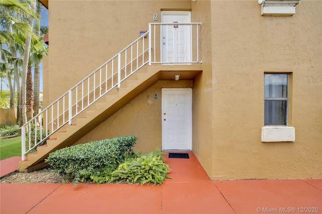 15650 SW 80th St F-101, Miami, FL 33193 (MLS #A10963130) :: Berkshire Hathaway HomeServices EWM Realty