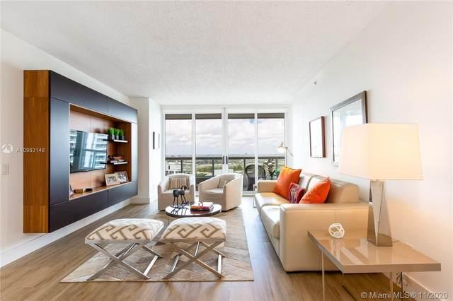 21055 Yacht Club Dr #3104, Aventura, FL 33180 (MLS #A10963148) :: Green Realty Properties