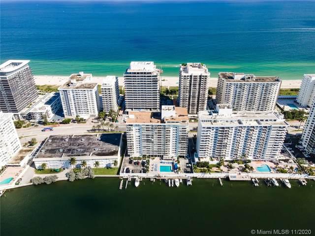 5750 Collins Ave 9K, Miami Beach, FL 33140 (MLS #A10963162) :: The Azar Team